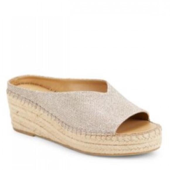 Womens Pine Espadrille Wedge Sandal